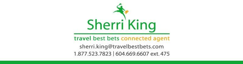 Sherri King, Travel Consultant, Travel Best Bets