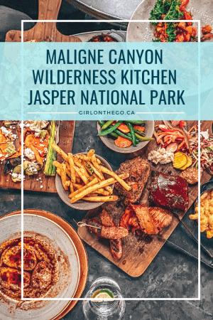 Maligne Canyon Wilderness Kitchen, Jasper National Park