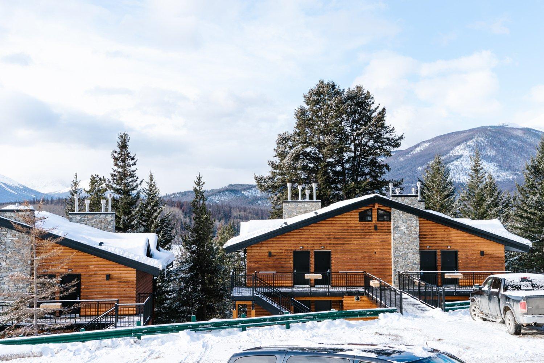 Pyramid Lake Resort, Jasper National Park