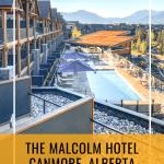 The Malcolm Hotel, Canmore, Alberta