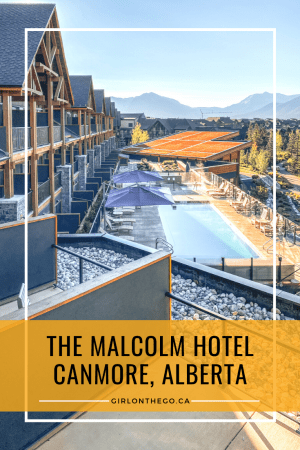 Malcolm Hotel Canmore