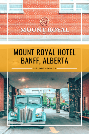 Mount Royal Hotel Banff