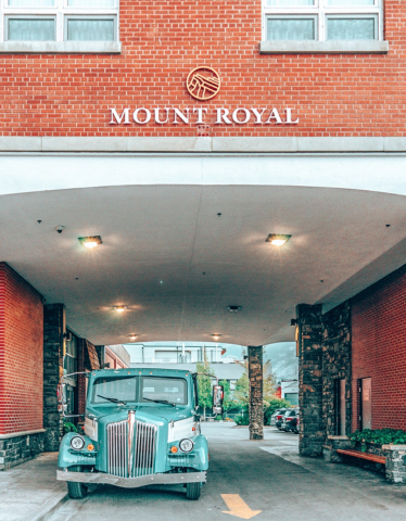 Mount Royal Hotel, Banff