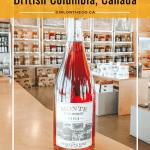 Featured Wineries of British Columbia, Canada