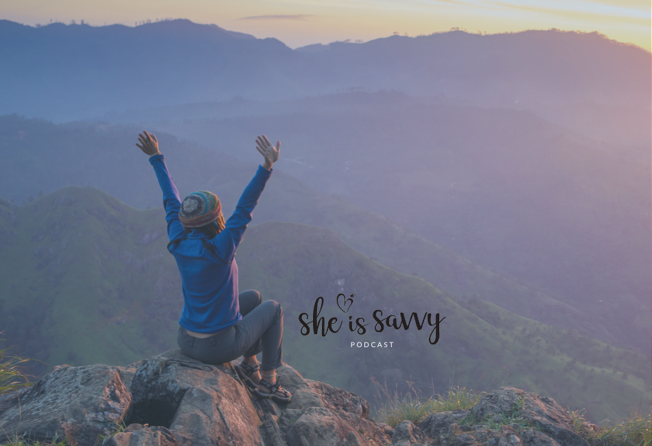 She is Savvy Podcast