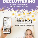 Digital Decluttering - Break the Habit with These Steps