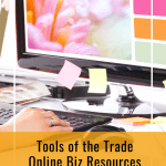 Tools of the Trade - Girl on the Go