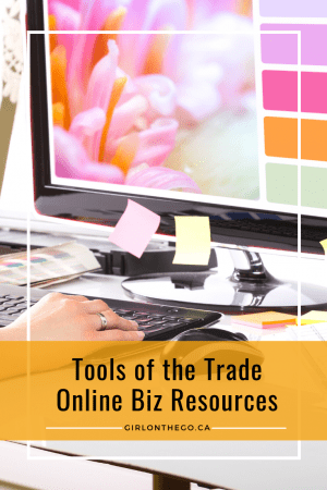 tools of the trade - online business resources