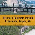 Glacier View Lodge, Athabasca Glacier, Columbia Icefields, Jasper National Park