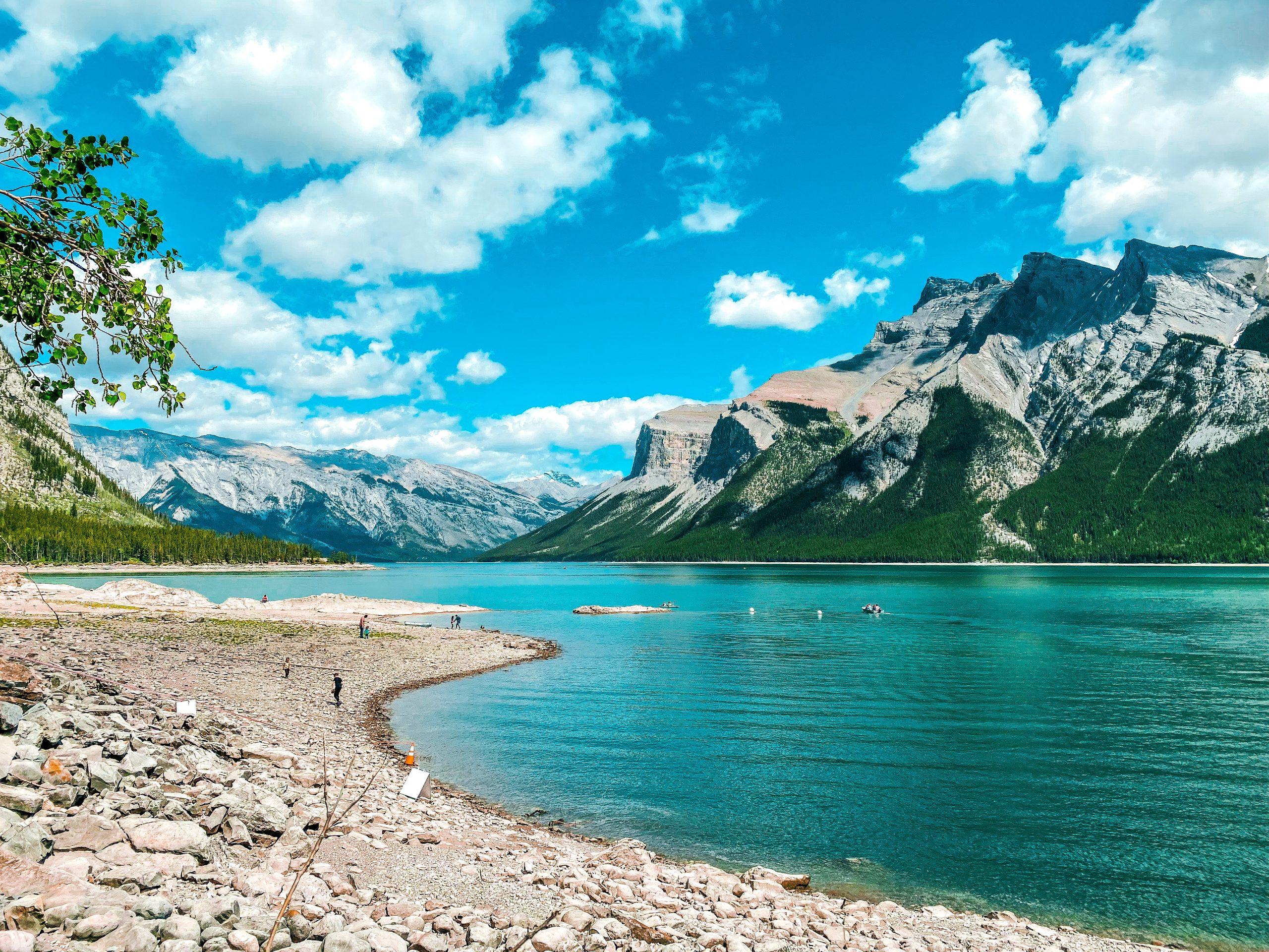 Lake Minnewanka, Banff, Alberta