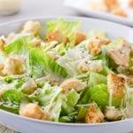 Garlicky Caesar Salad Dressing