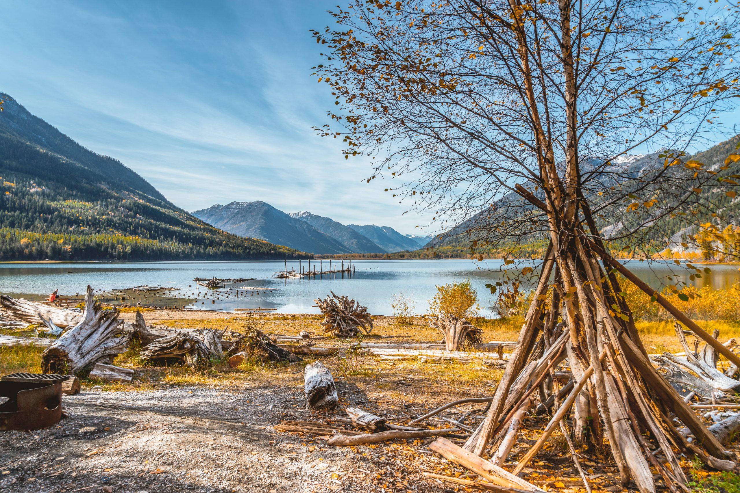 St. Mary's Lake, Cranbrook, BC Kimberley BC Kootenays